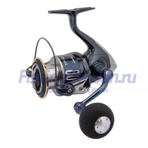 Катушка Shimano 18' Twin Power XD 4000XG
