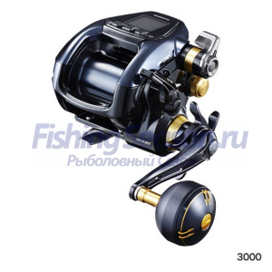 Электрокатушка Shimano Force Master Limited 3000 (NEW 2019)