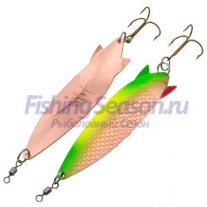 Блесна Abu Garcia Toby Salmo 30гр (Copper/Hi-Vis)