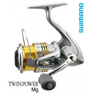 Катушка Shimano TWIN POWER Mg C2000S