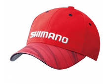Кепка Shimano CA-061N Cap R.RED F