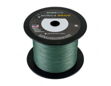 Шнур плетёный Spiderwire Dura-4 Moss Green 1800м 0,35мм