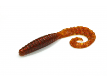 "Силиконовая приманка Bait Breath Curly Grub 3.5"" Ur23"