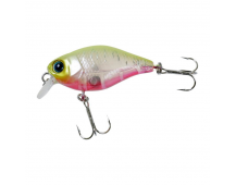 Воблер Jackall Chubby 38F, clear chartreuse tiger