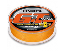 Плетеный шнур Varivas Avani GT Max Power Plus Pe8 #8