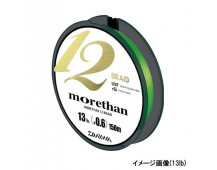 Плетеный шнур Daiwa Morethan 12 Braid #1.2