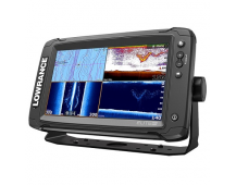 Эхолот-картплоттер Lowrance Elite-9 Ti Mid/High/TotalScan