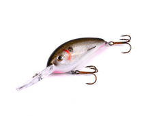 Воблер Bomber Fat Free Shad BD7F 12-16ft ( Emerald Sprkl )