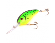 Воблер Bomber Fat Free Shad BD7F 12-16ft ( Fire Tiger )