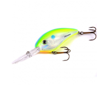 Воблер Bomber Fat Free Shad BD7F 12-16ft ( Citrus Shad )