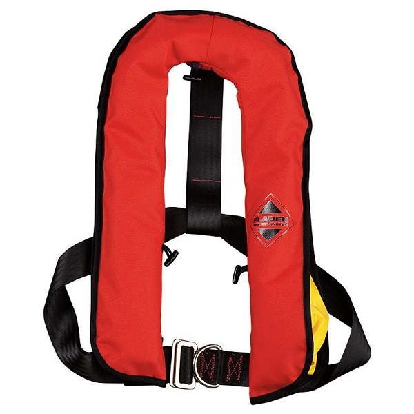 Fladen Inflatable Lifejacket 275N auto.