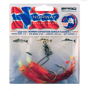 NORWAY-EXPEDITION DORSCH FLASHER
