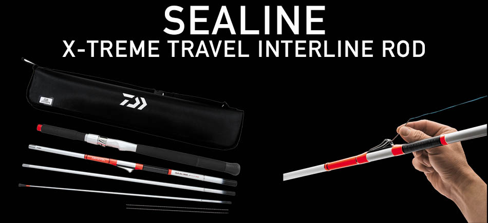 SEALINE X-TREME TRAVEL INTERLINE RODS