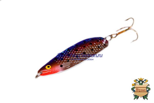 блесна на лососевые рыбы